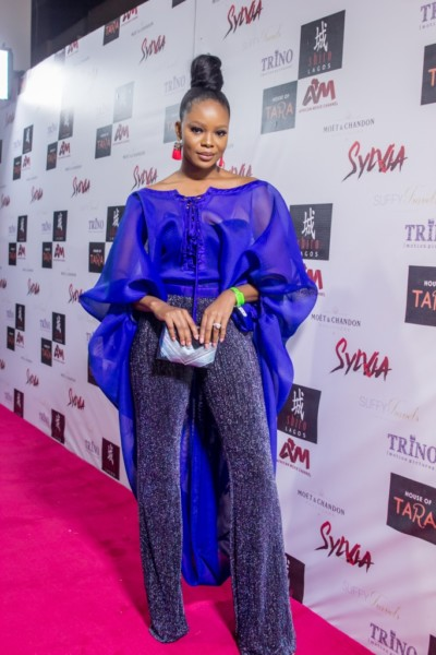 "All The Best Red Carpet Looks from The Movie Premiere of ""Sylvia"""