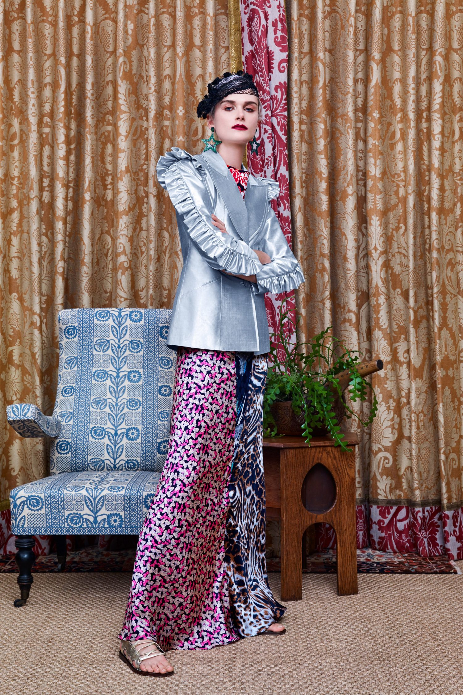 All The Looks From Duro Olowu's Spring/Summer 2019 Collection