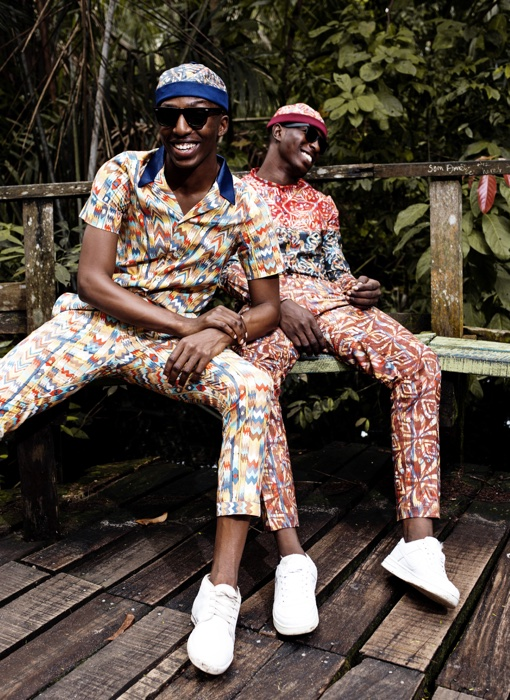 "Must See: Aremo's Debut Collection ""Ojumo"""