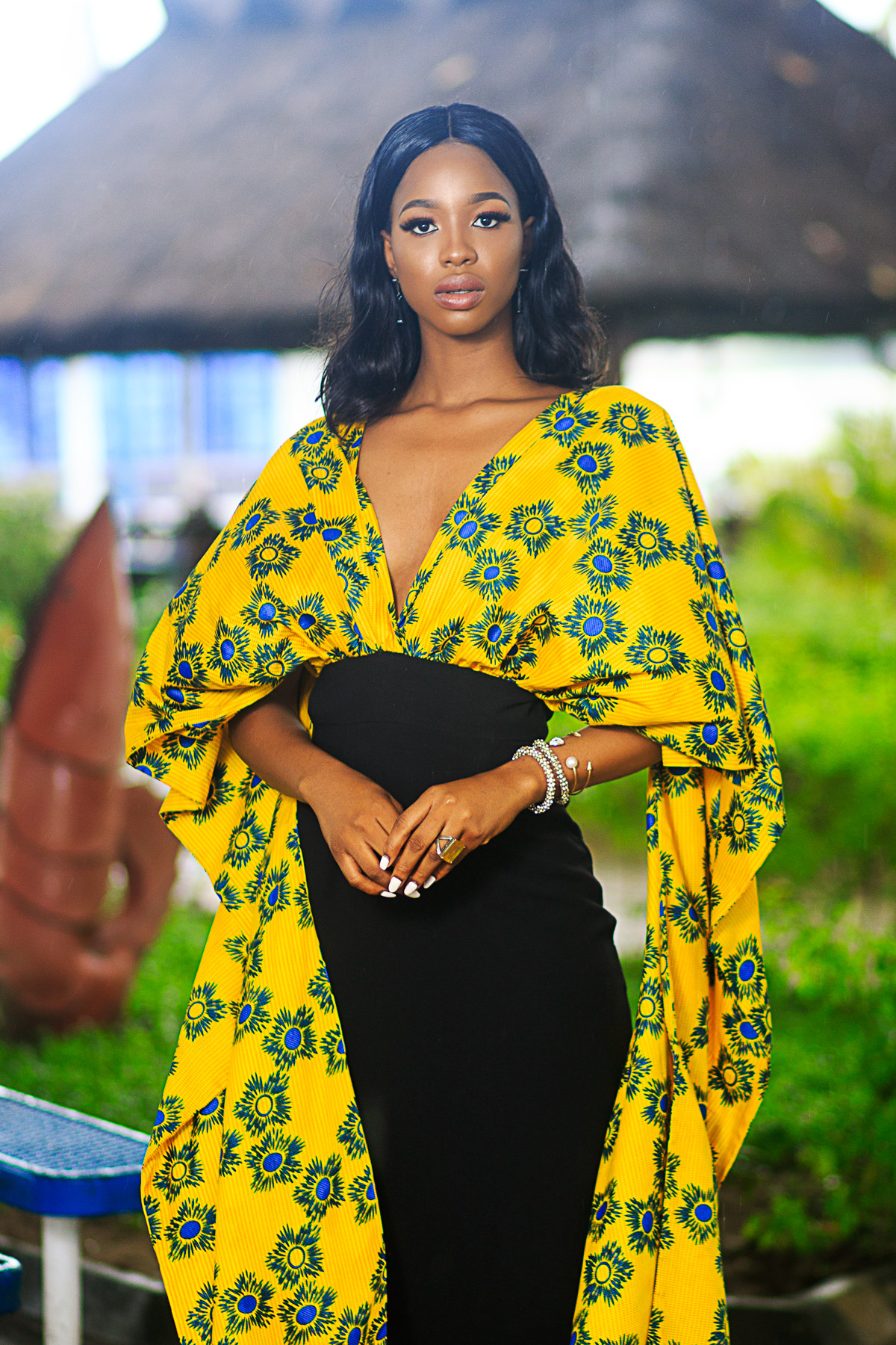 Ochulo Just Debuted A Chic New Lookbook Featuring Angel Obasi