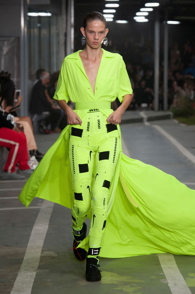 Paris Fashion Week | Off-White (Women's) Spring/Summer 2019