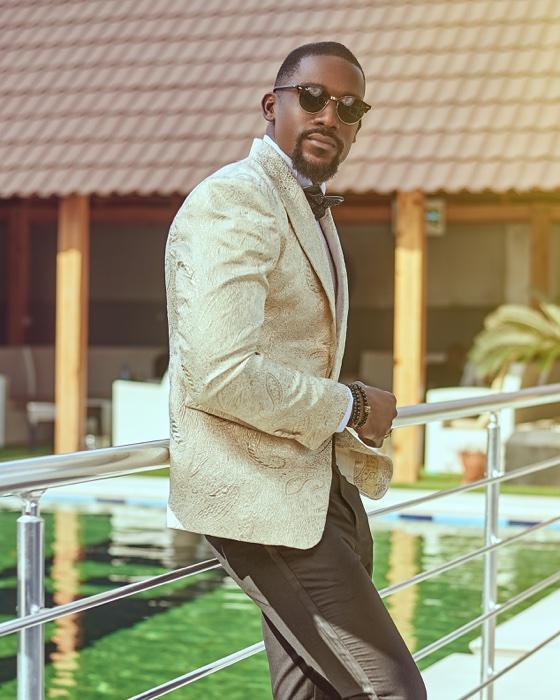You Need To See Mawuli Gavor In KochHouse's Dapper New Lookbook!