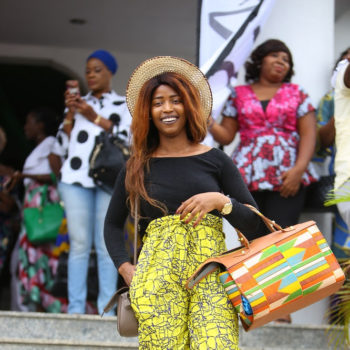 These Are The Cute Africa Fashion Week Nigeria Moments You Probably Missed
