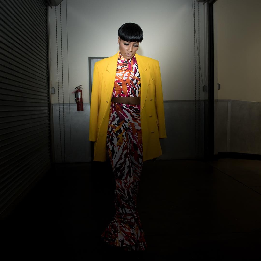 Seyi Shay Kept It Uber Chic Throughout New York Fashion Week