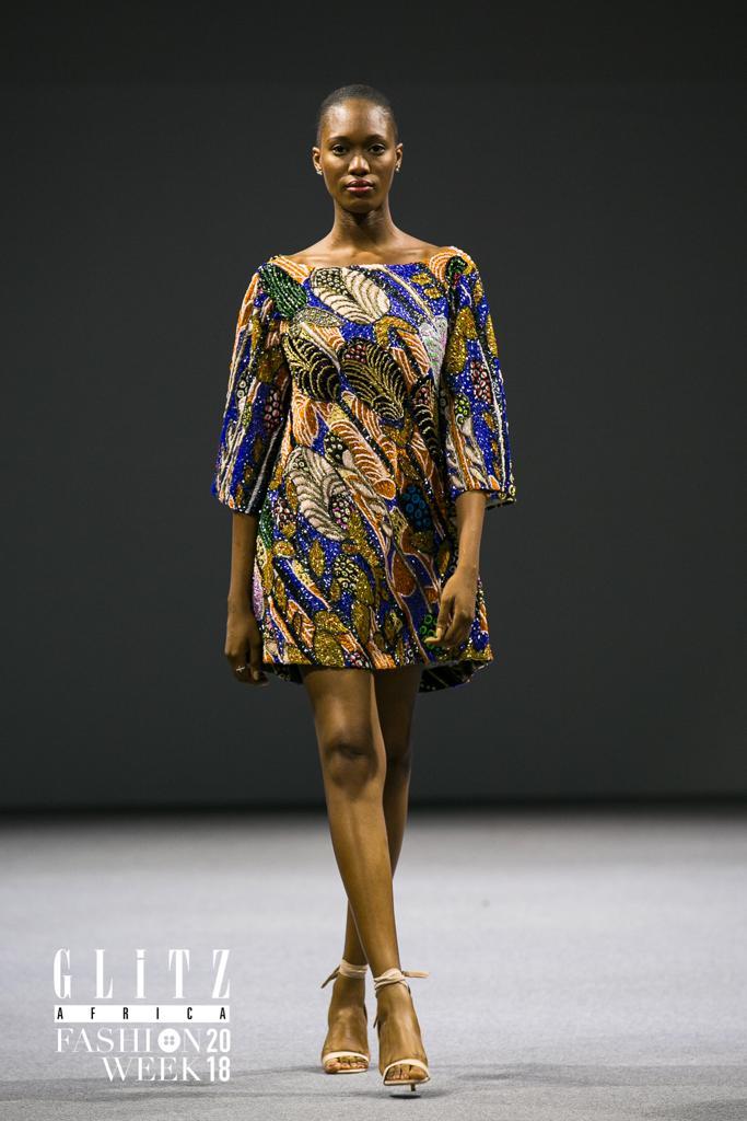 Glitz Africa Fashion Week 2018 #GAFW2018  | Patience Torlowei