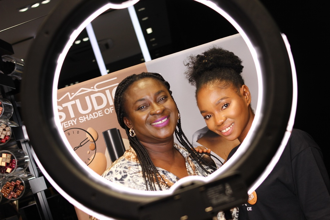 Check Out All The Fun Beauty Lovers Had At The MAC Studio Fix Foundation Launch Event In Ikeja!