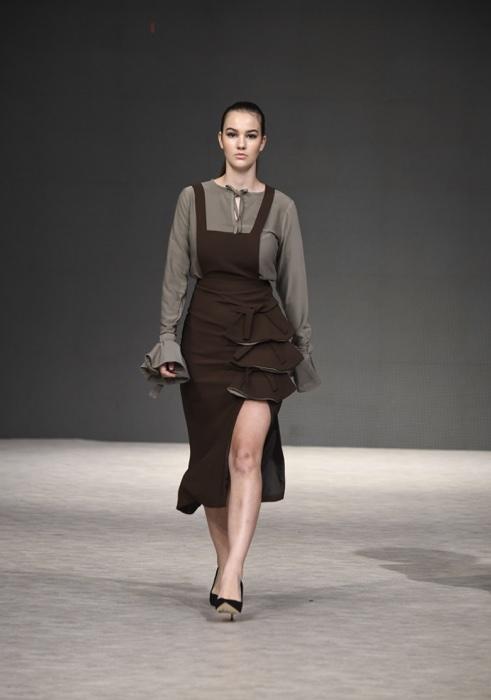 "AQUA7 Debuts ""Vero"" For Spring/Summer 2019 at Vancouver Fashion Week"