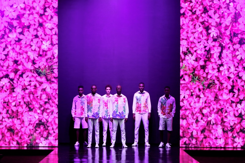 Clemas Couture Debuts SS19 Menswear Collection At Durban Fashion Fair 2018