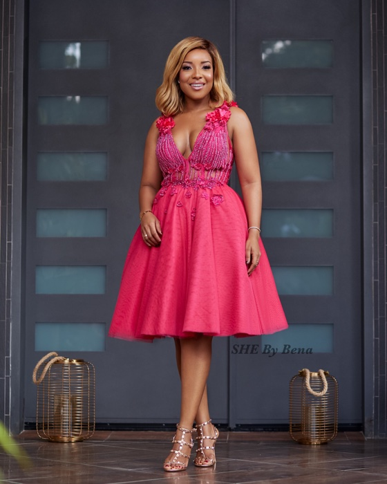 "We Love Everything About SHE By Bena's ""Pink October 2"" Shoot With Joselyn Dumas"