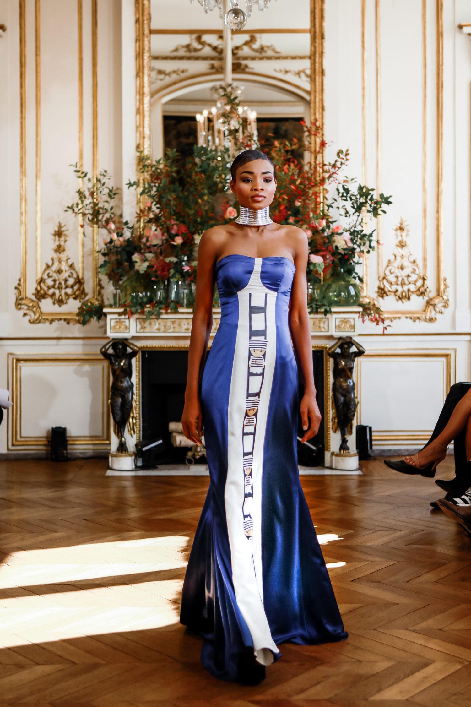 Paris Fashion Week   Vanessa Gounden Spring/Summer 2019
