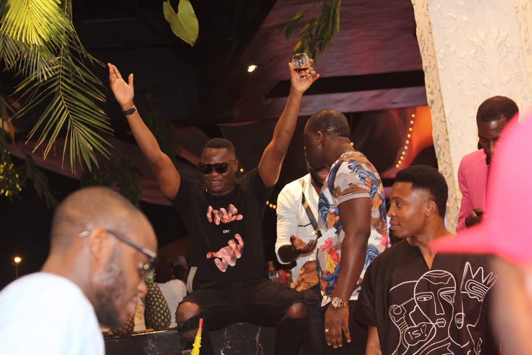 The Coolest Crowd In Lagos Gathered For The First Edition Of The Funky Brunch!