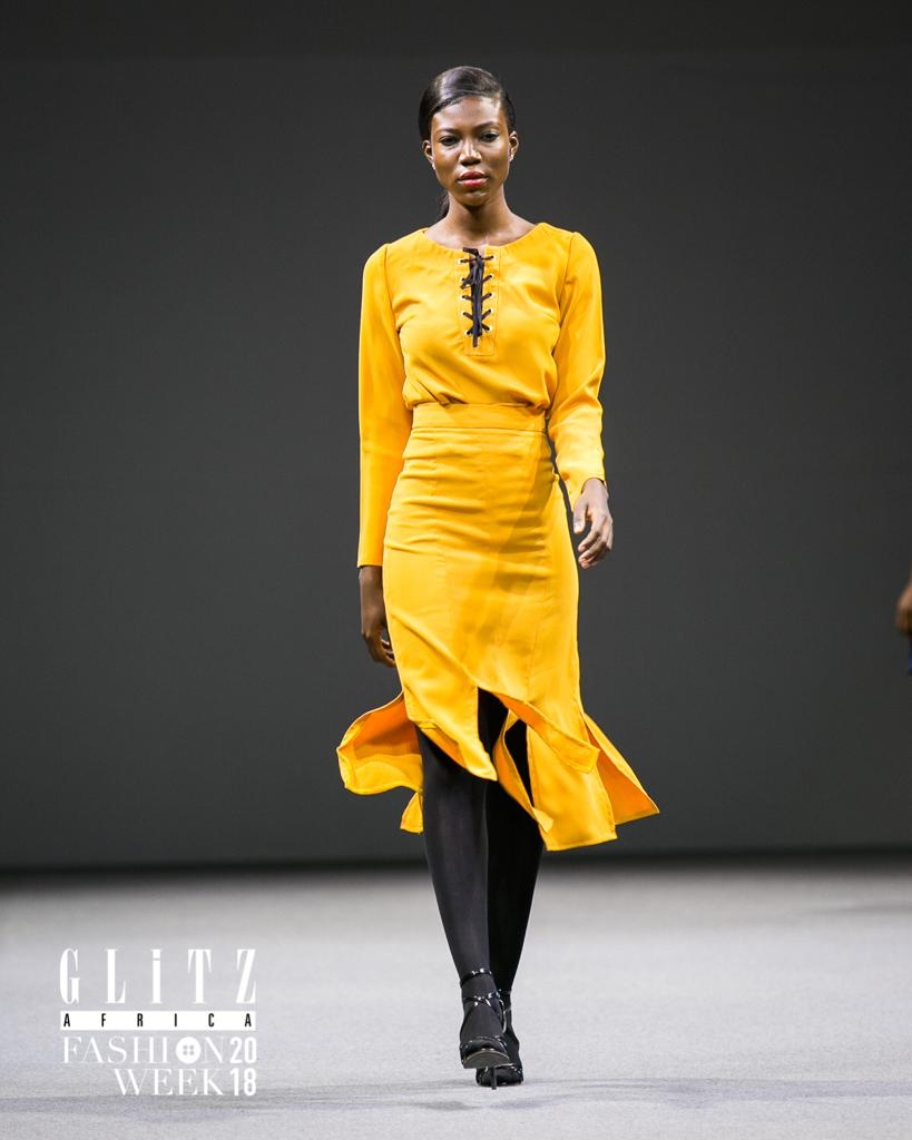 Glitz Africa Fashion Week 2018 #GAFW2018   | Roksana