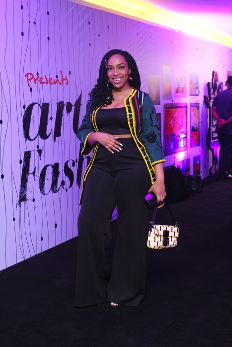 Art Met Fashion at The GTBank Fashion Weekend 2018 Pre Event Cocktail!