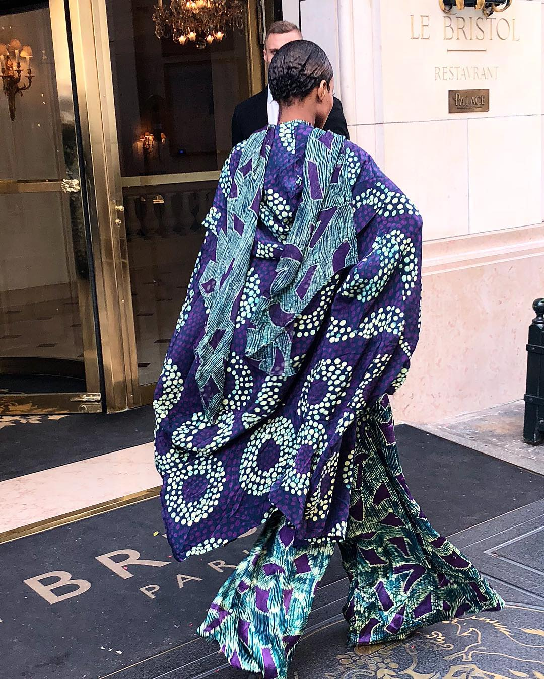 Tiffany Amber Presented A Proudly Made-in-Africa SS19 Collection at Paris Fashion Week!