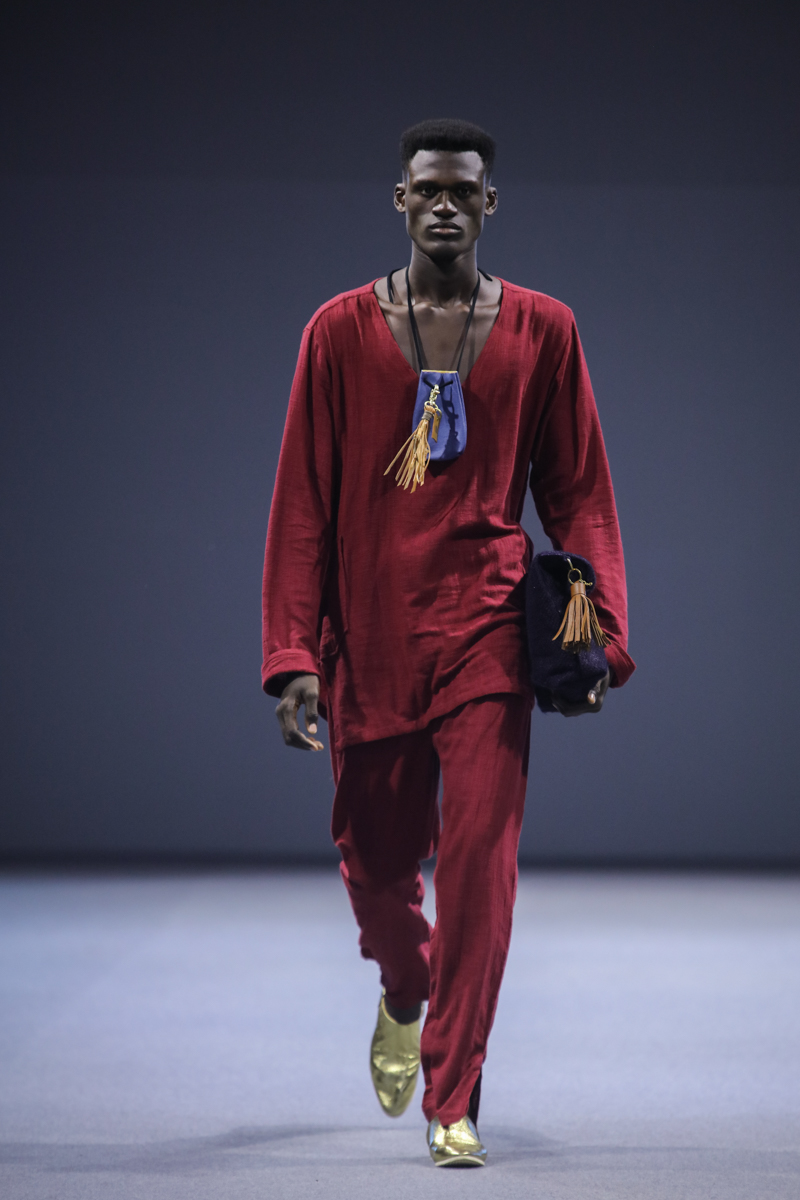 Glitz Africa Fashion Week 2018 #GAFW2018 | Larry Jay