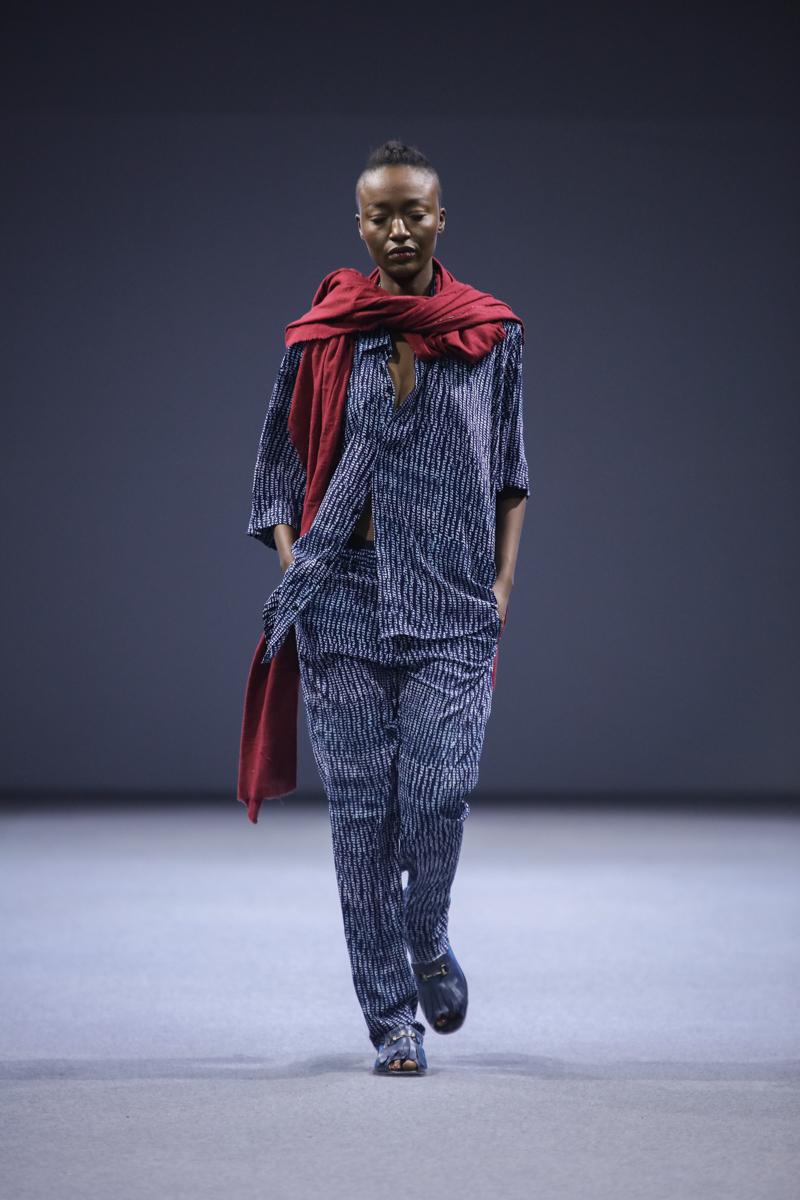 Glitz Africa Fashion Week 2018 #GAFW2018   Larry Jay
