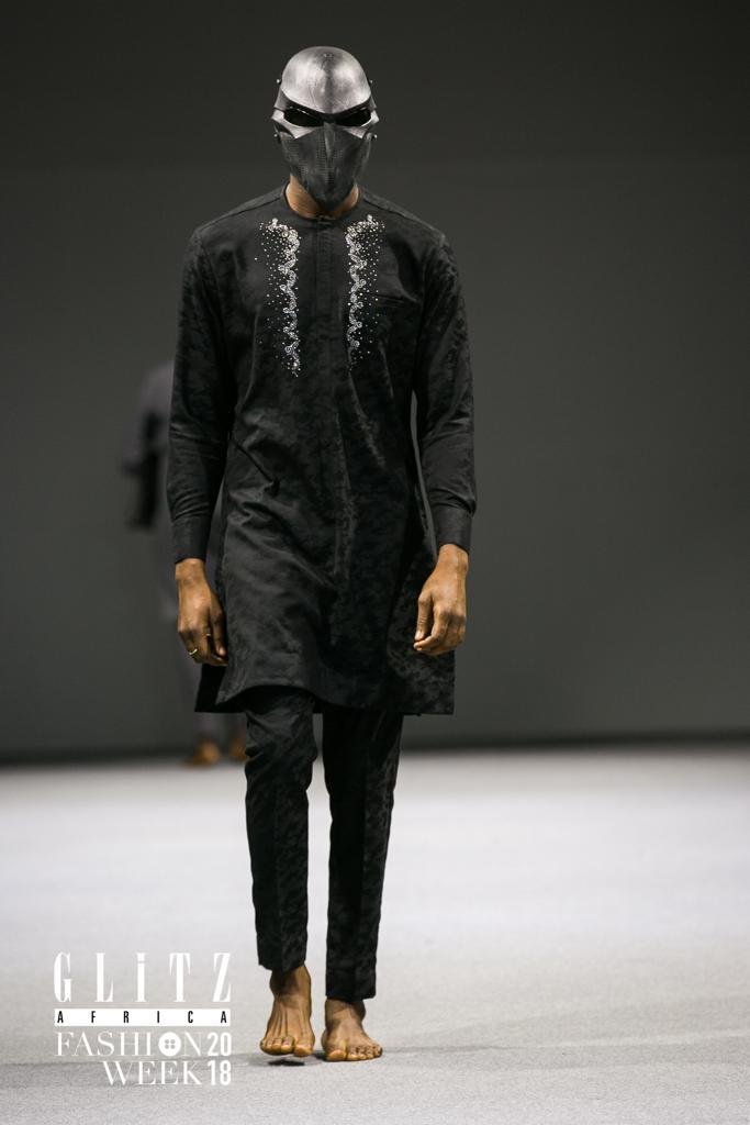 Glitz Africa Fashion Week 2018 #GAFW2018   Looks Like A Good Man