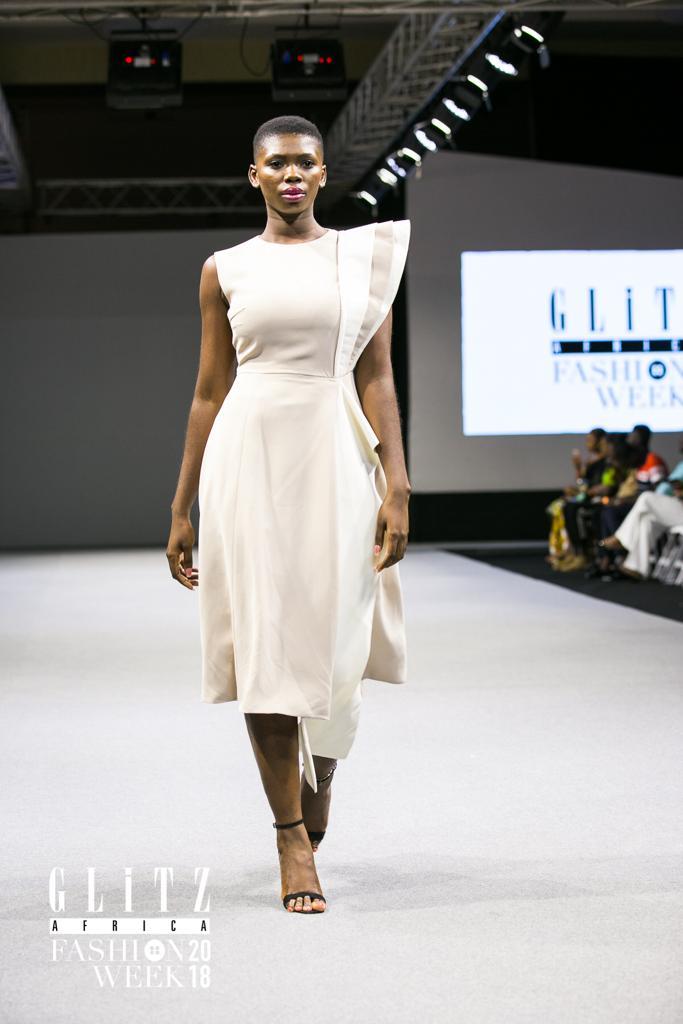 Glitz Africa Fashion Week 2018 #GAFW2018 | Yutee Rone Atelier