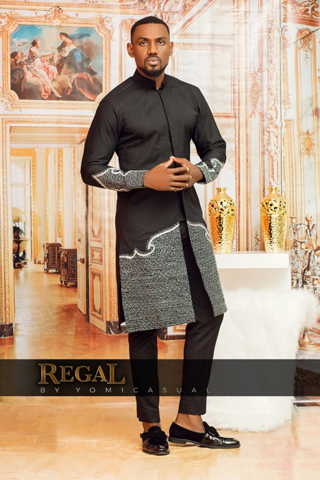 "Yomi Casual Gives Traditional Styles A Modern Face-Lift With This ""Regal"" Collection"