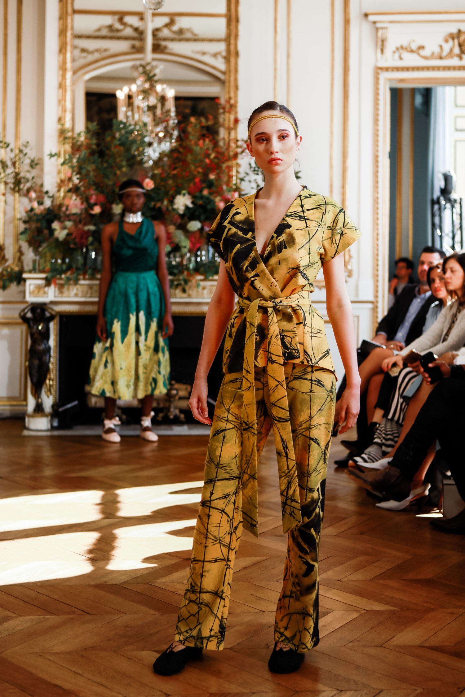 Paris Fashion Week | Vanessa Gounden Spring/Summer 2019