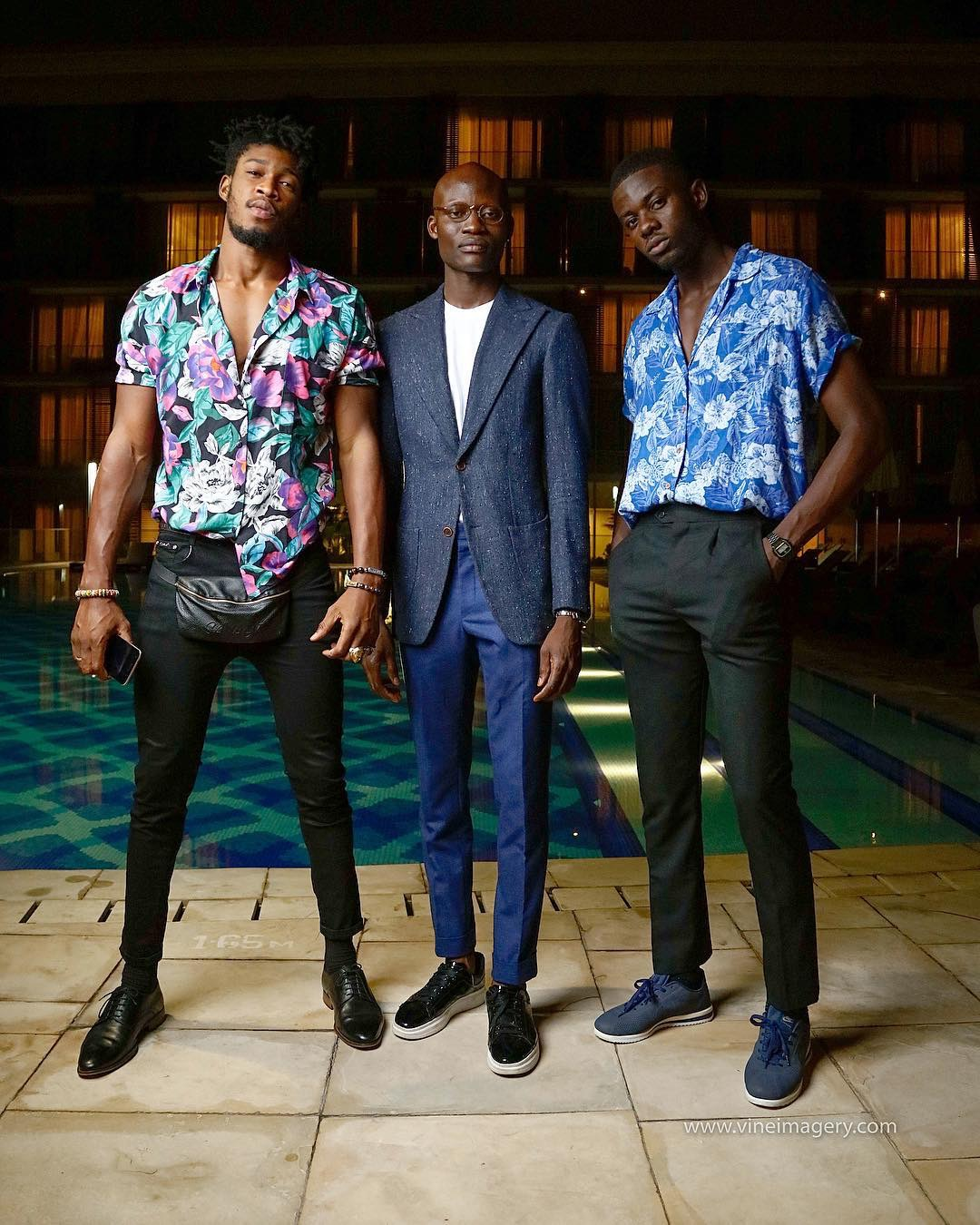 All The Fun and Fab Moments from Glitz Africa Fashion Week Opening Cocktail Party