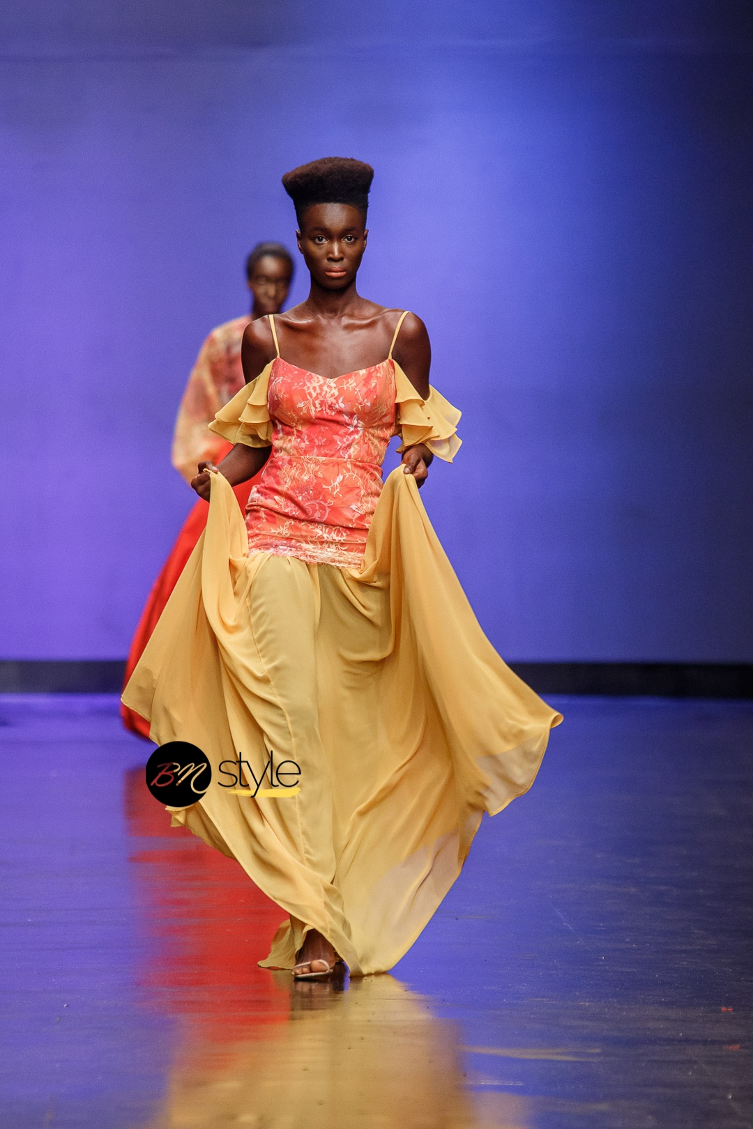 Lagos Fashion Week 2018 | The Dew Collection (Fashion for Mental Health)