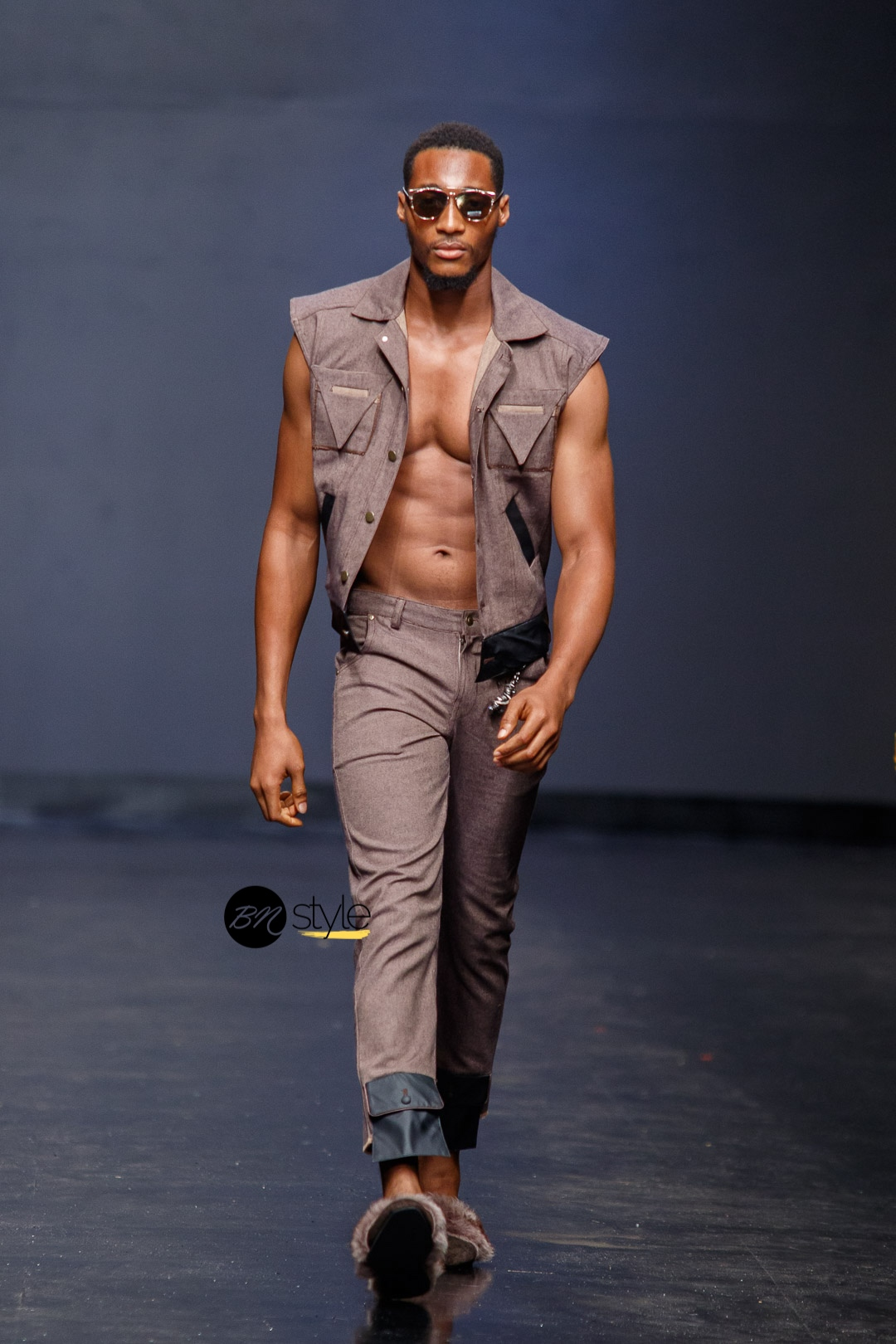 Lagos Fashion Week 2018 | Russell Solomon (Fashion Focus)