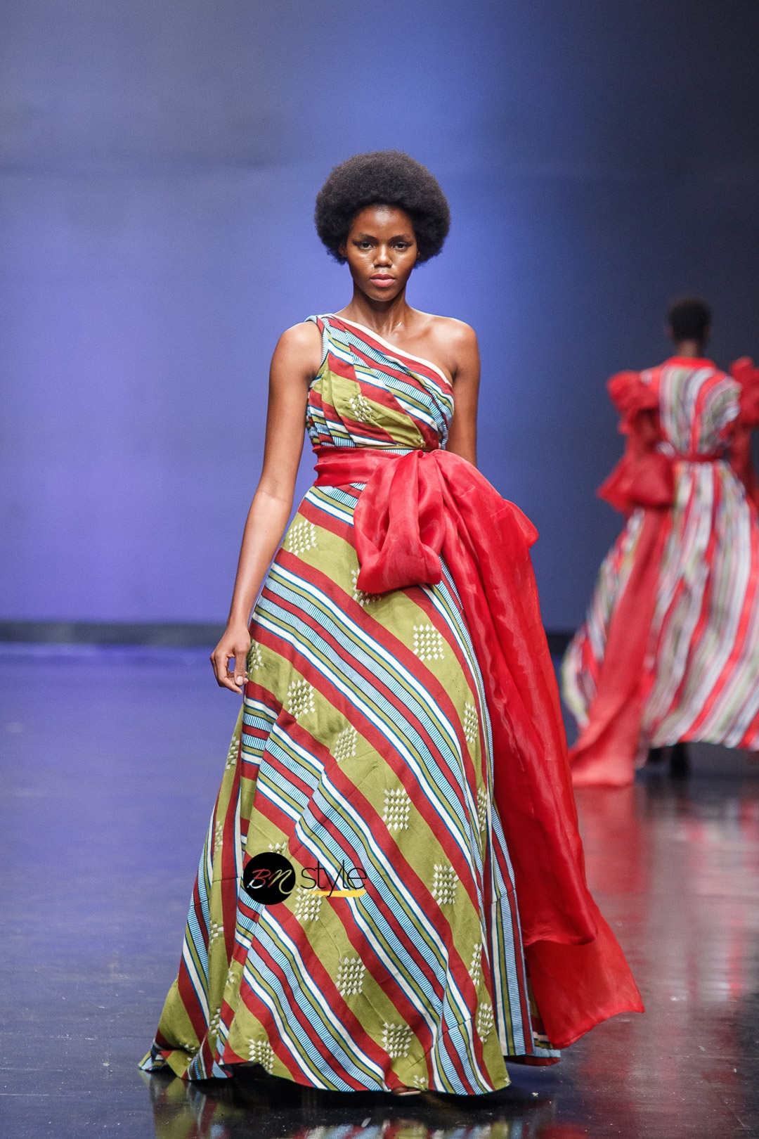 Lagos Fashion Week 2018 | Cynthia Abila