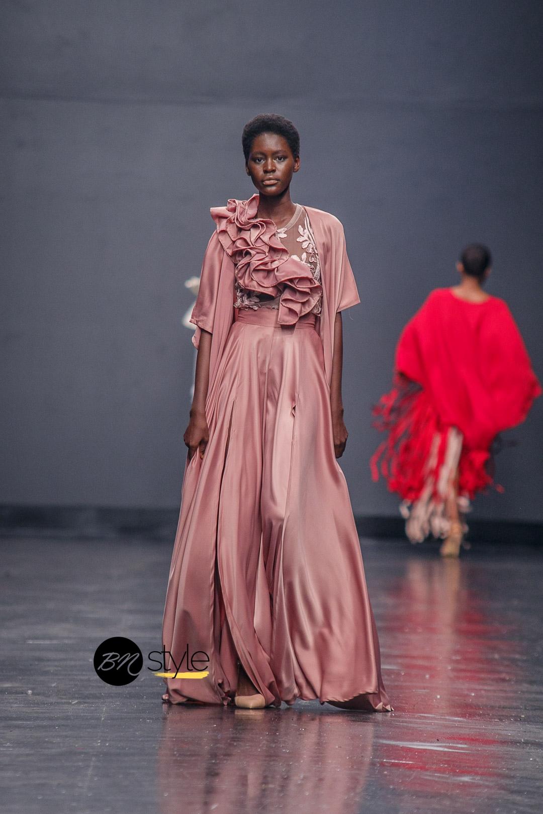 Lagos Fashion Week 2018 | Mitsubishi Presents Sisiano