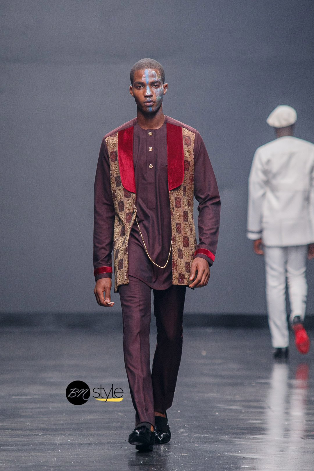 Lagos Fashion Week 2018 | Ugo Monye