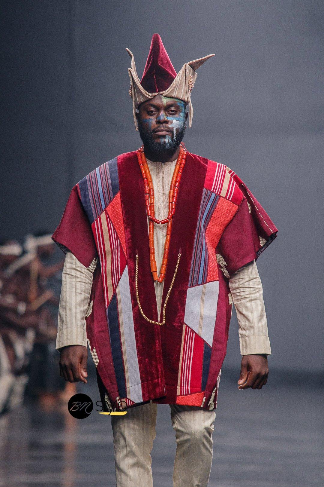 Lagos Fashion Week 2018   Ugo Monye