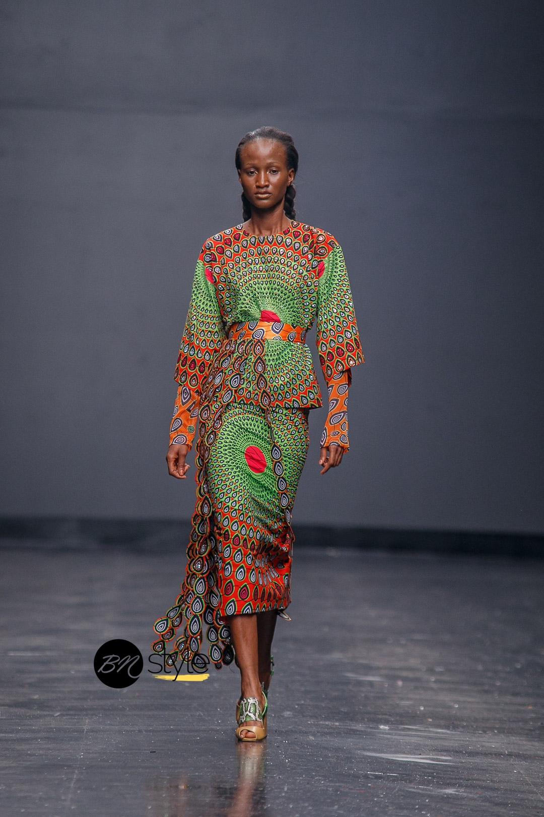 Lagos Fashion Week 2018 | Sunny Rose