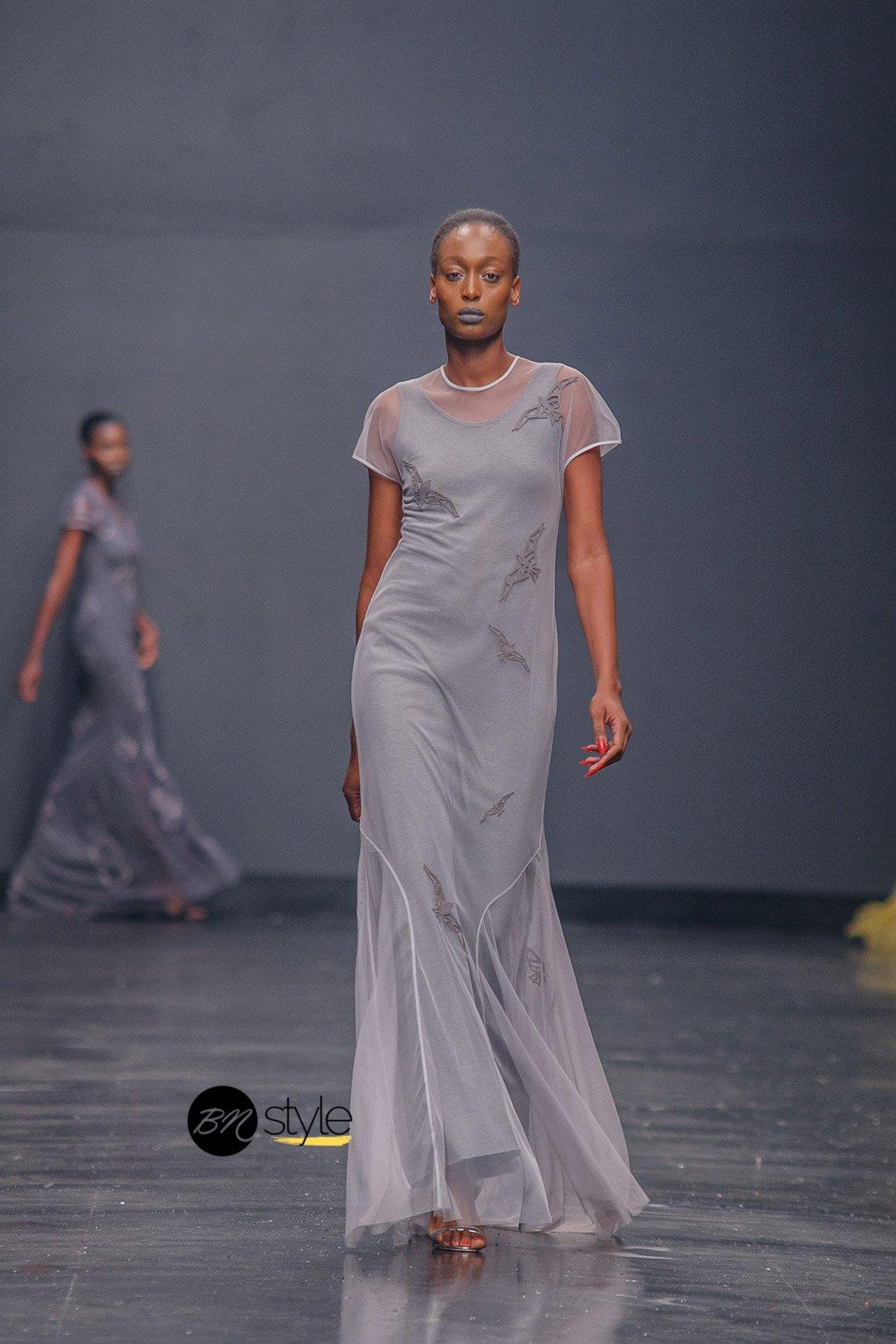 Lagos Fashion Week 2018 | Black Coffee