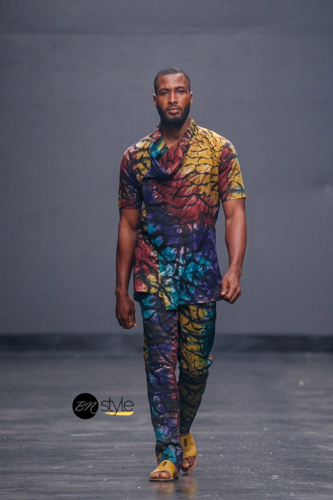Lagos Fashion Week 2018   JZO