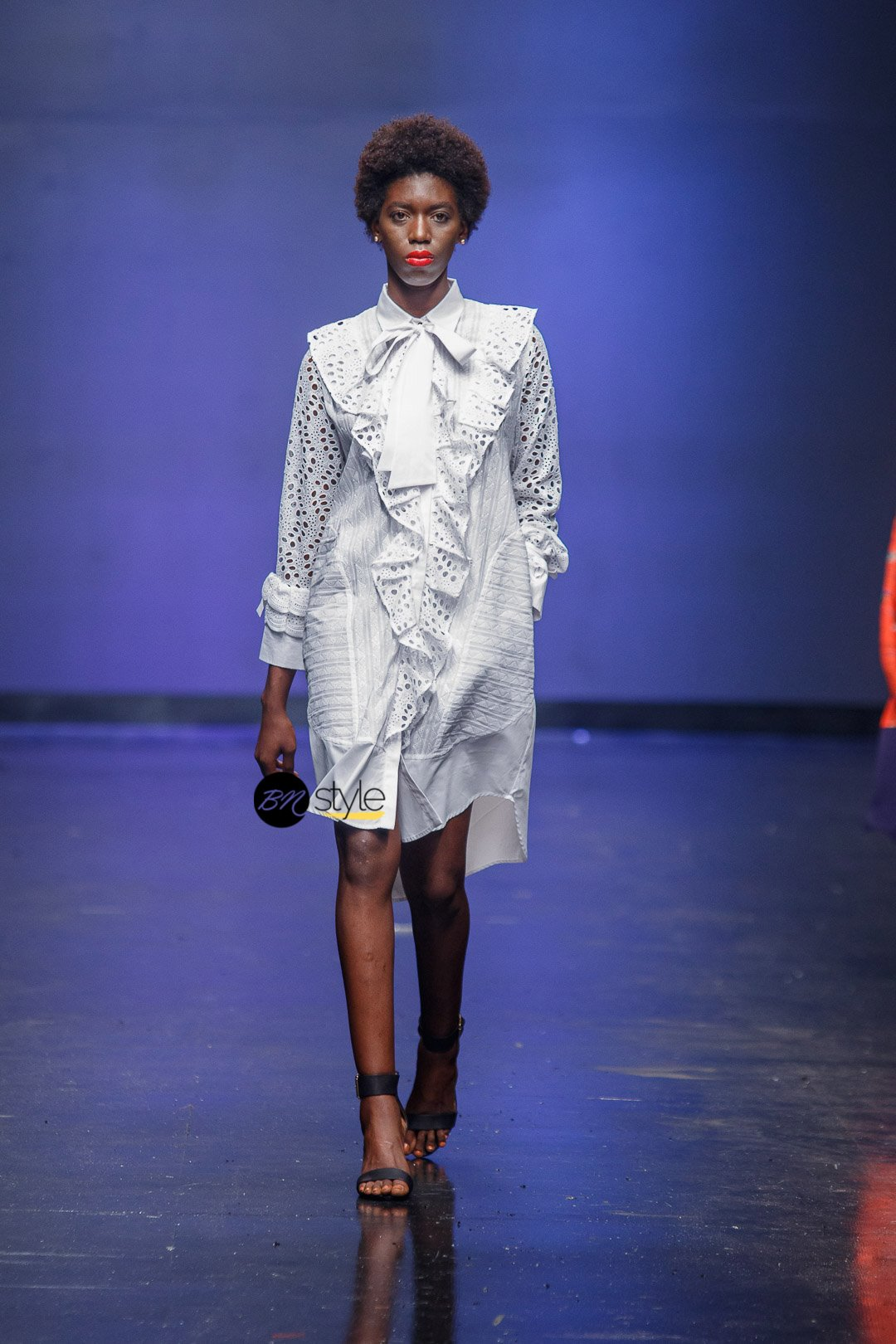 Lagos Fashion Week 2018 | Anyango Mpinga