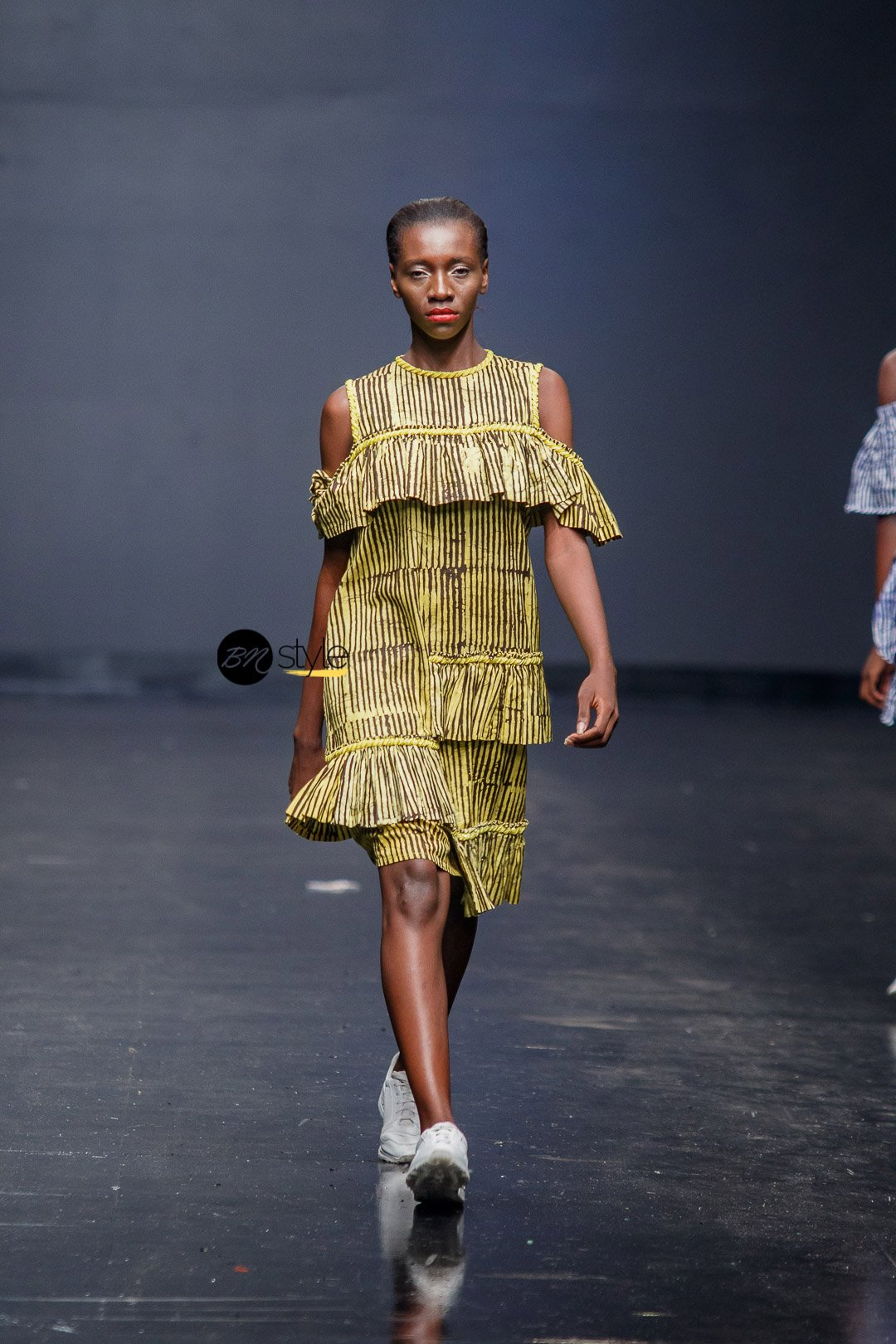 Lagos Fashion Week 2018 | NEKA YOUTH