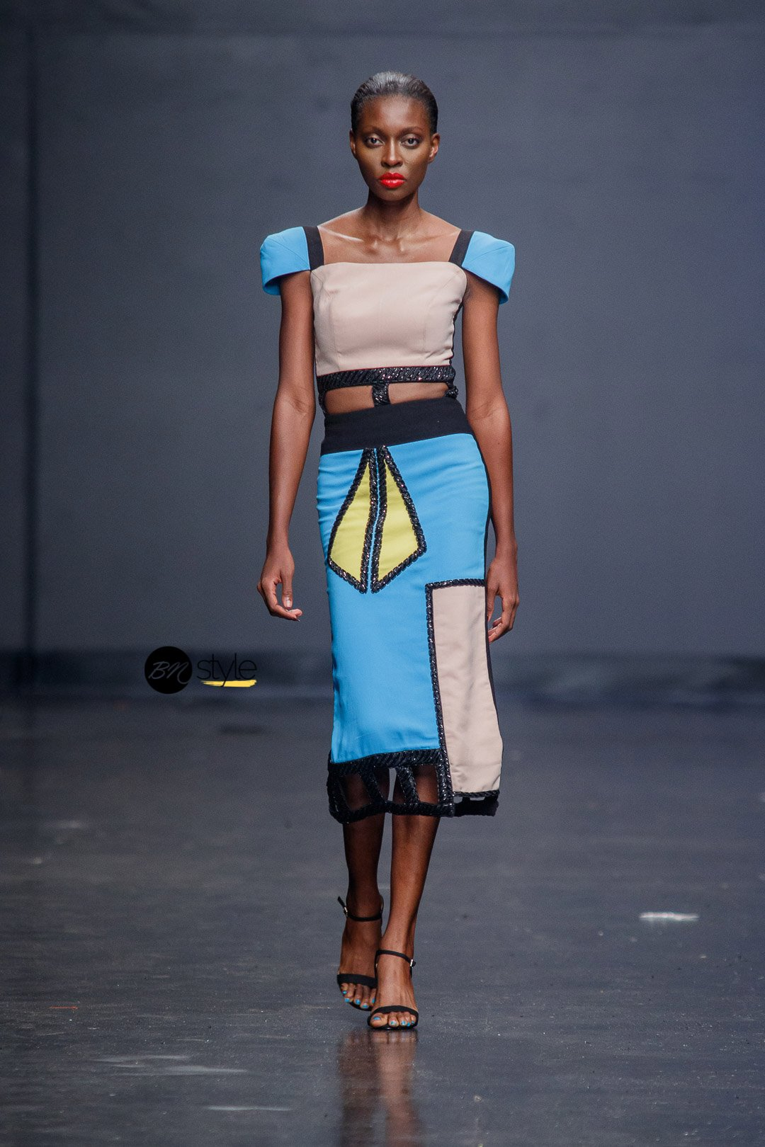 Lagos Fashion Week 2018 | DNA by Iconic Invanity