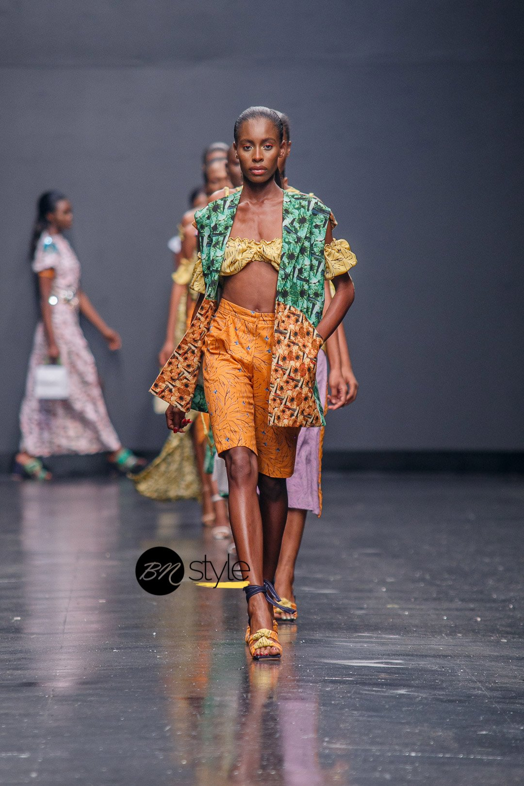 Lagos Fashion Week 2018 | Lisa Folawiyo