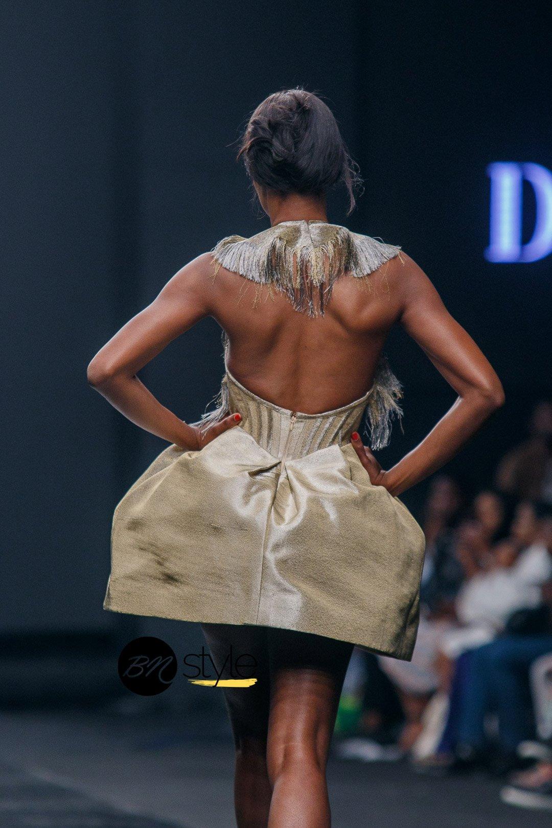 Lagos Fashion Week 2018 | House of Deola