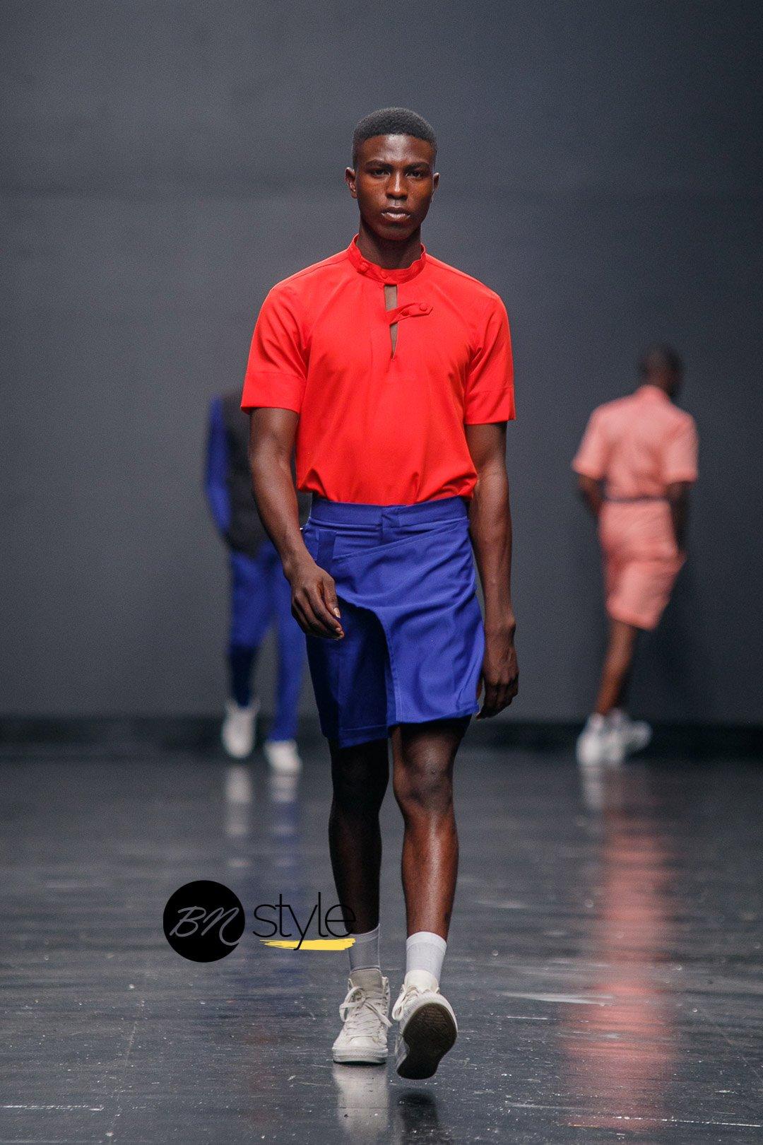 Lagos Fashion Week 2018 | Jermaine Blue (Fashion Focus)
