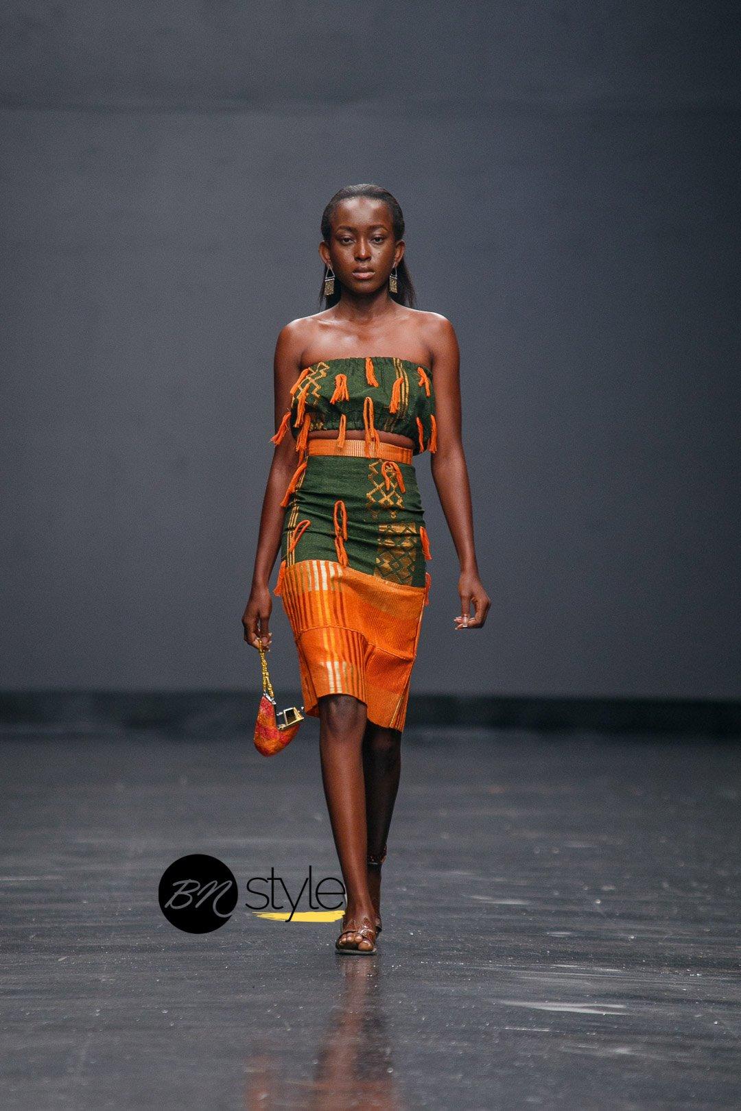 Lagos Fashion Week 2018 | Fayrouz Presents: Green Access