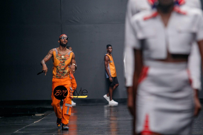 Lagos Fashion Week 2018   XII