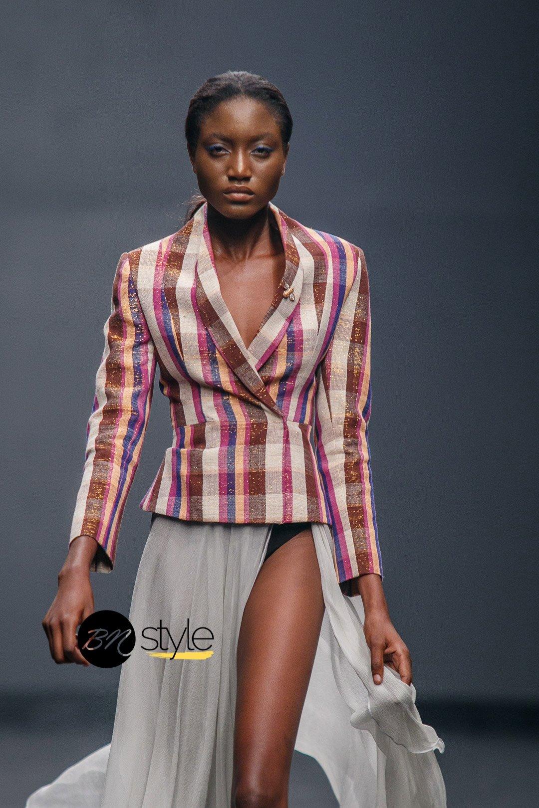 Lagos Fashion Week 2018   Elie Kuame