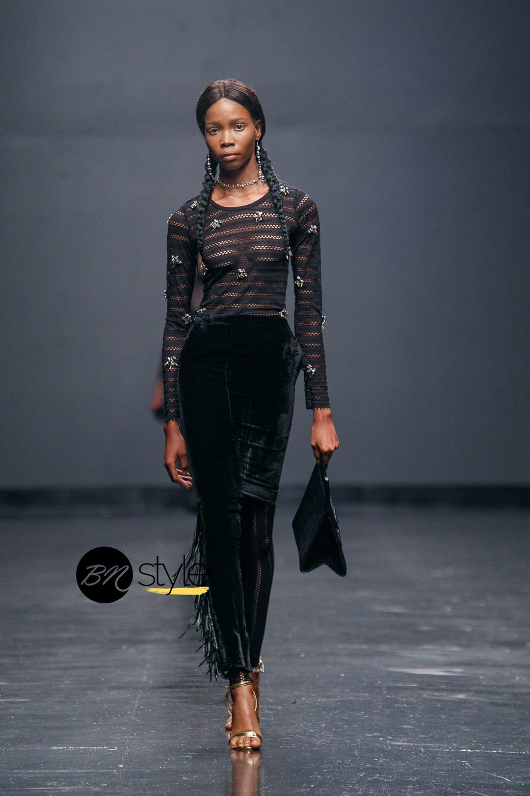 Lagos Fashion Week 2018 | Tokyo James
