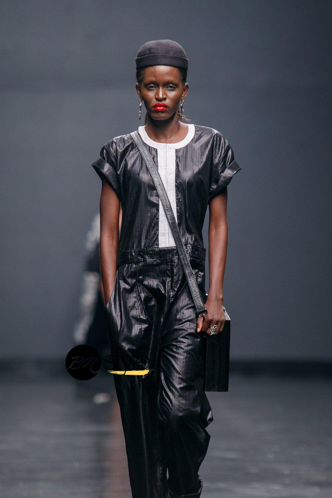 Lagos Fashion Week 2018   Adama Paris