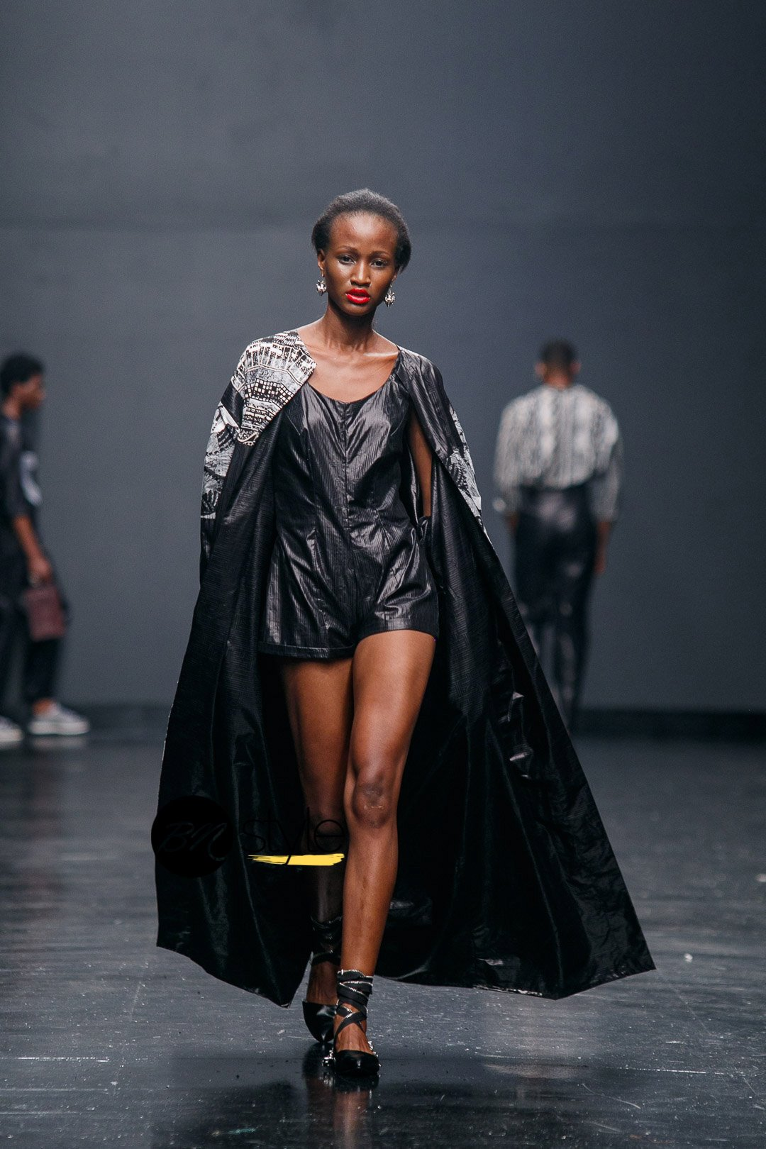 Lagos Fashion Week 2018 | Adama Paris