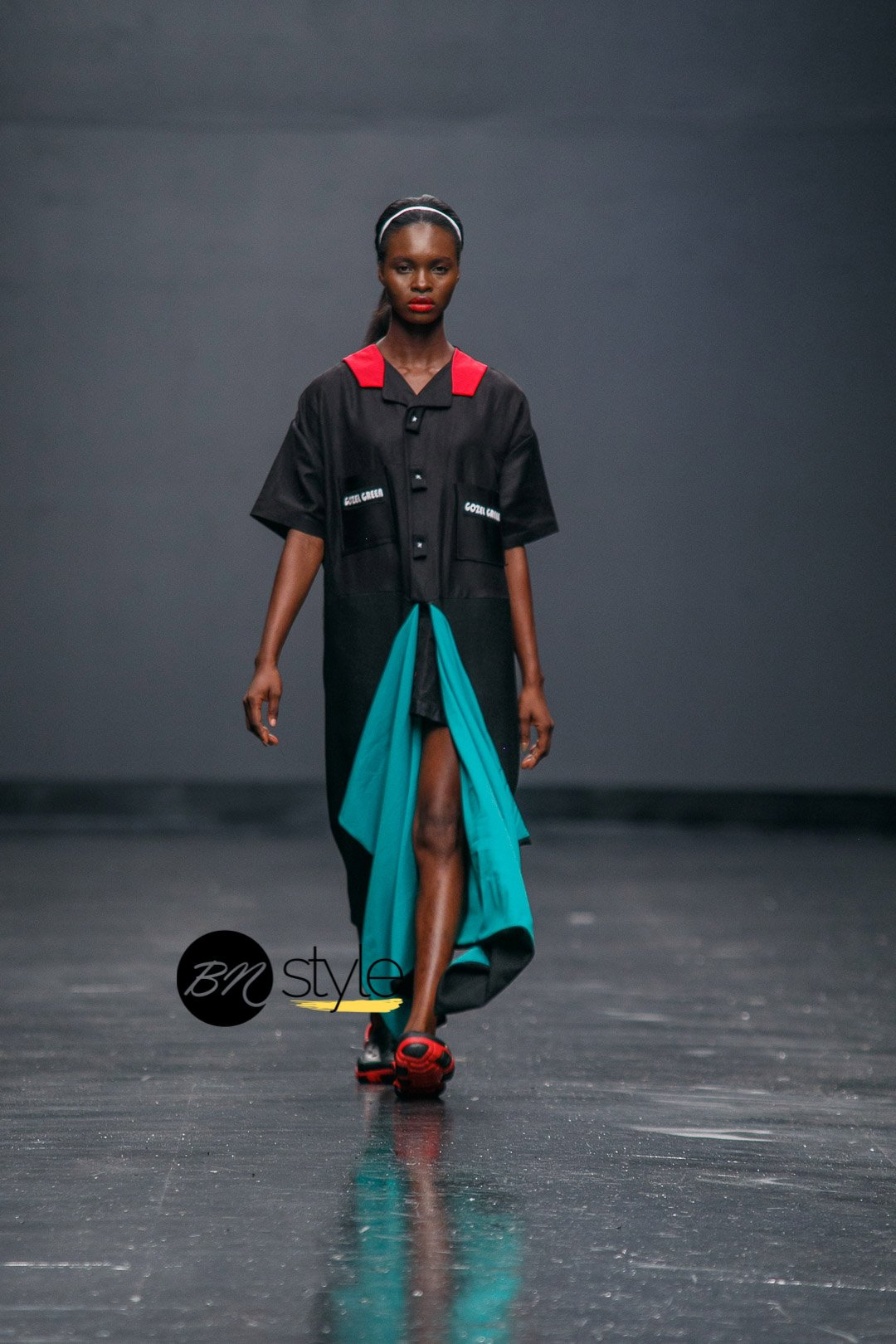 Lagos Fashion Week 2018 | Gozel Green