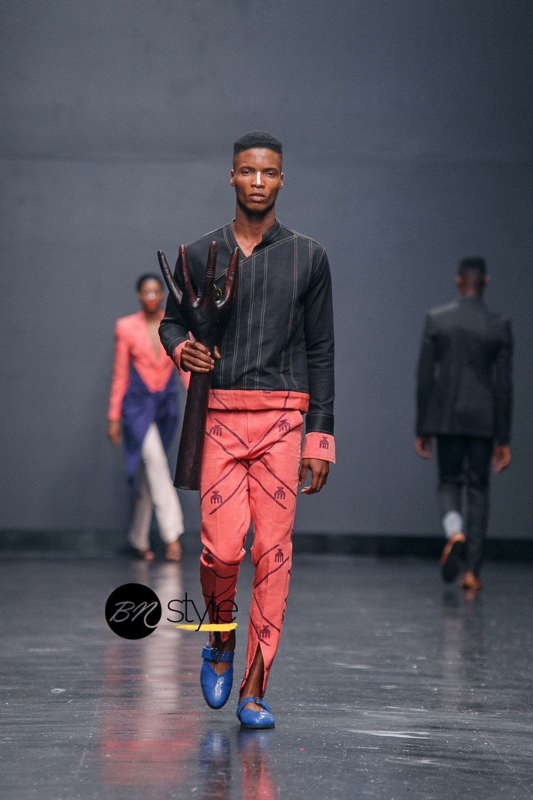 Lagos Fashion Week 2018 | Emmy Kasbit