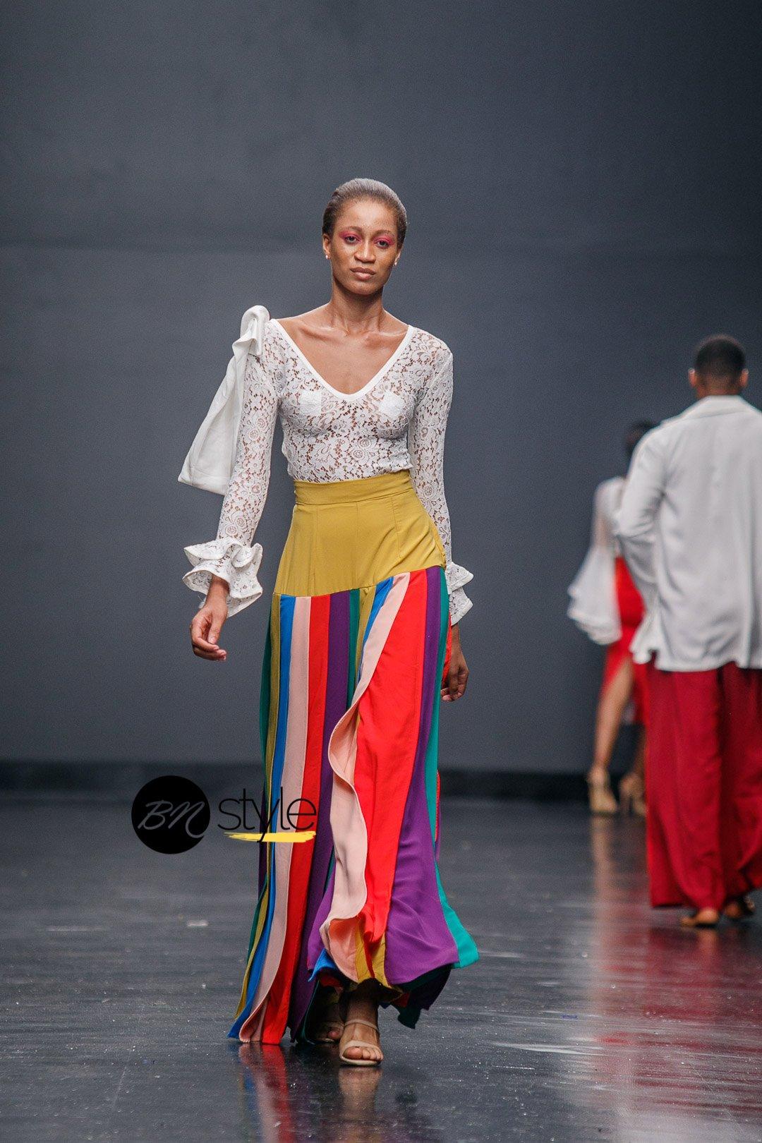 Lagos Fashion Week 2018 | Sisiano