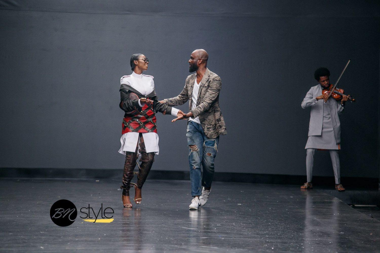 Lagos Fashion Week 2018   Mai Atafo